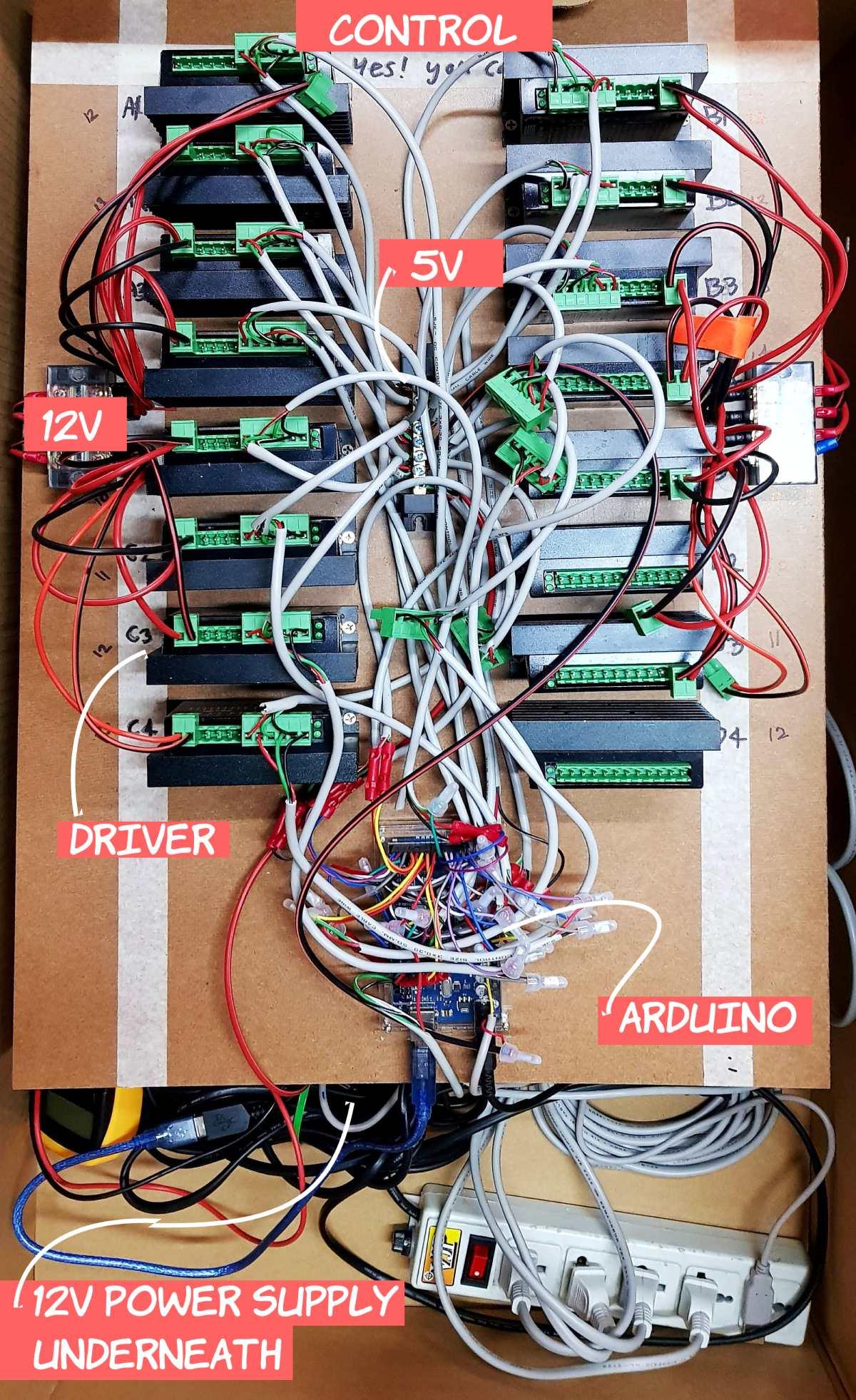 wiring explain